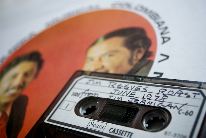 Jim Reeves Roast Cassette